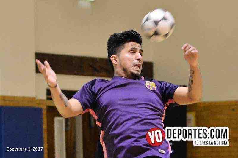 Barza-Barrios Unidos-Liga Club Deportivo Checa