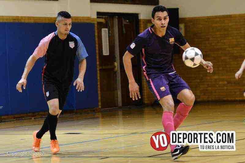 Barza vs. Barrios Unidos-Liga Club Deportivo Checa