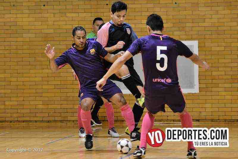 Final Barza-Barrios Unidos-Liga Club Deportivo Checa