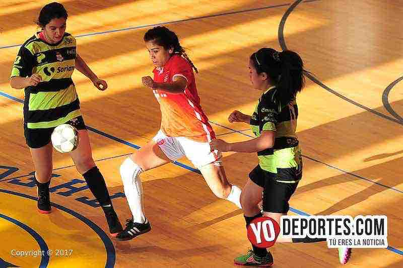 Lady Azteca-Manchester-Liga Club Deportivo Checa futbol mujeres