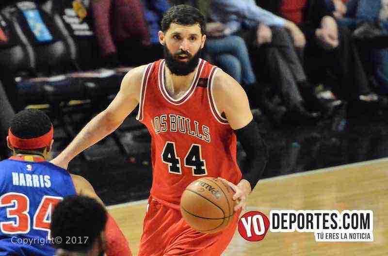 Boletos para los Chicago Bulls en venta desde el viernes