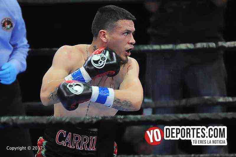 "El ""Lobito"" Ramiro Carrillo regresa al UIC Pavilion"