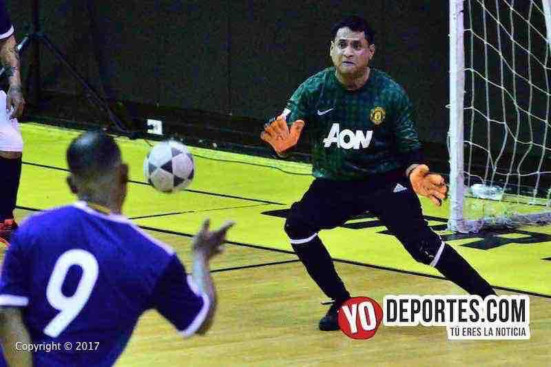 Arsenal-Inseparables A-Liga San Jose-portero
