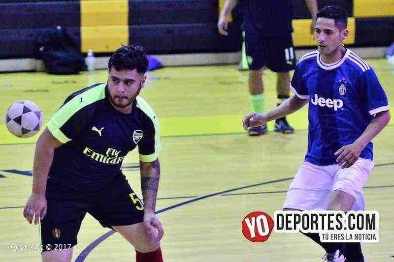 Arsenal-InseparablesA-final-Liga San Jose-final A