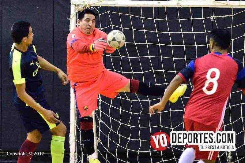 Arsenal-Juventus-Liga San Jose-domingo-portero