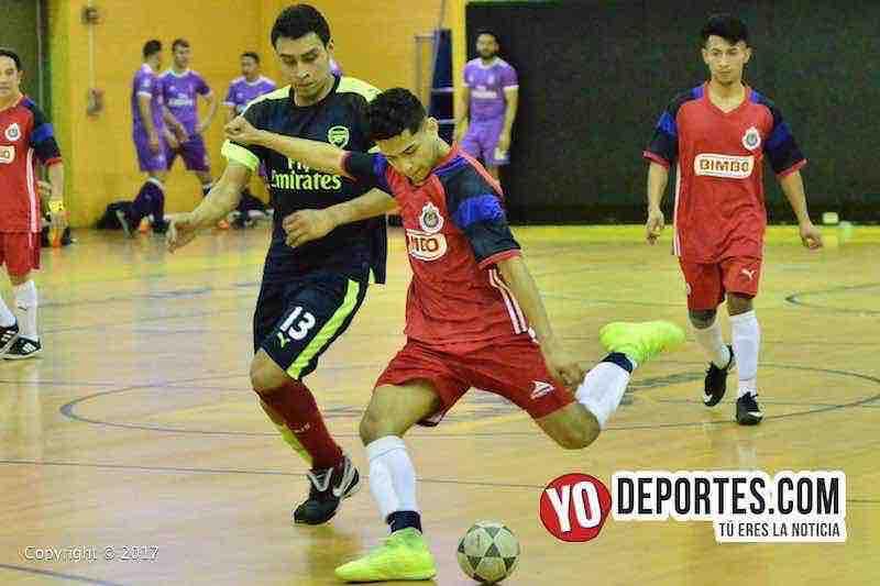 Arsenal-Juventus-Liga San Jose-domingo-semifinal