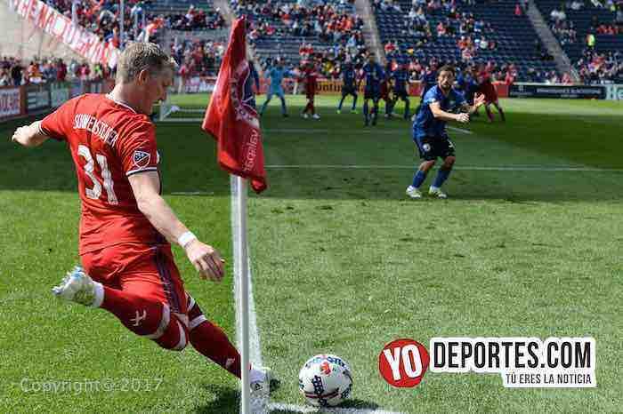 Bastian Schweinsteiger-Chicago Fire-Montreal Impact