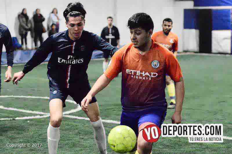 Bulldogs a la final de Fuerza Latina Soccer League