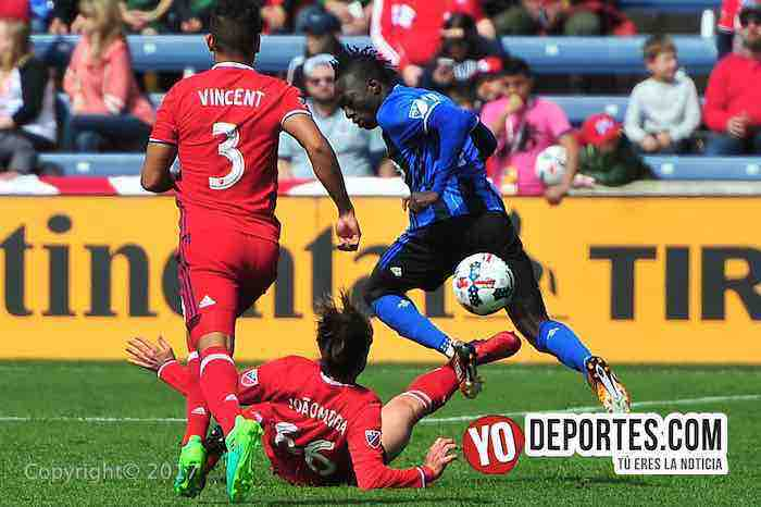 Chicago Fire-Montreal Impact