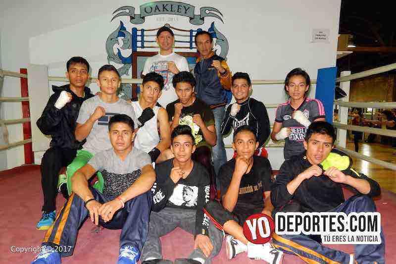 Boxeadores de San Luis Potosí quieren de regreso la Copa Acopil