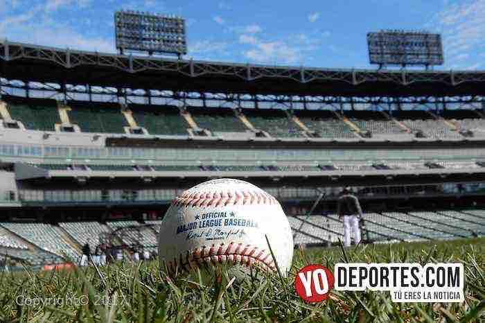 El estadio de los Medias Blancas listo para el juego inaugural