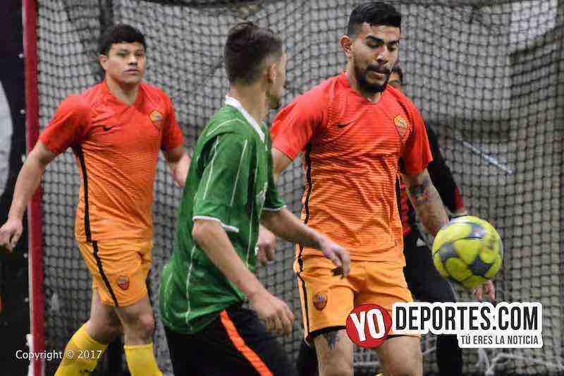Honduras-Red Fire B-5 de Mayo Soccer League