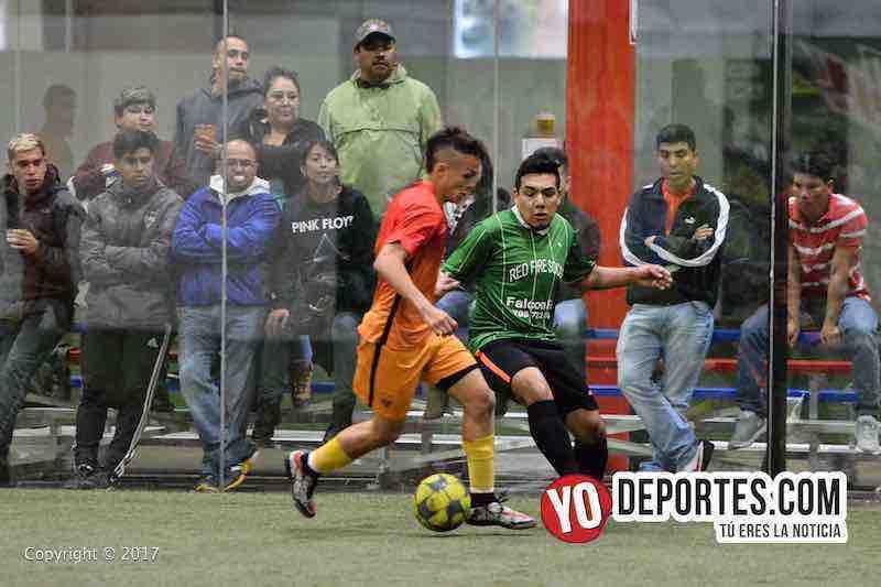 Honduras-Red Fire B-Final-5 de Mayo Soccer League