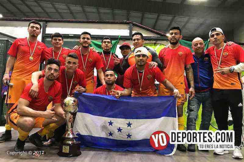 Honduras campeon division mayor 5 e mayo soccer league