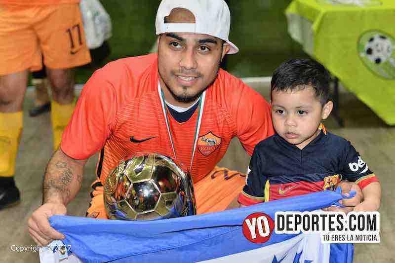 Honduras-campeon invierno-5 de Mayo Soccer League