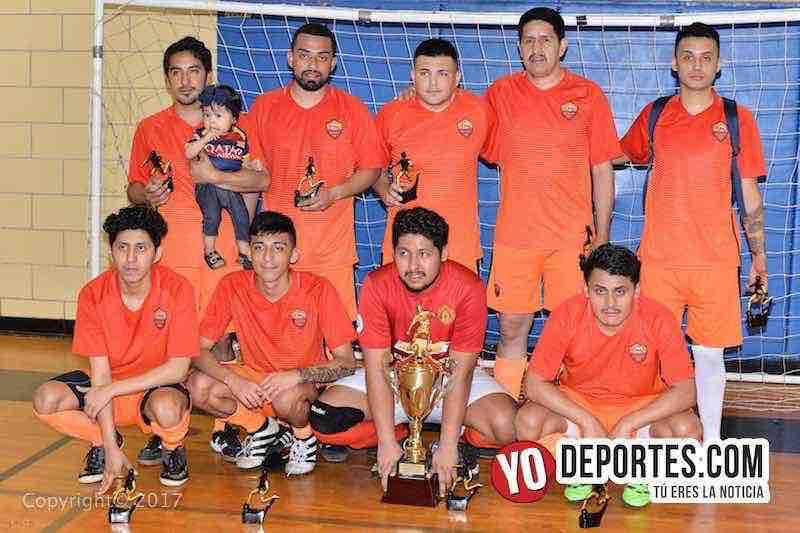Internacional campeón de campeones en la Liga Diablitos