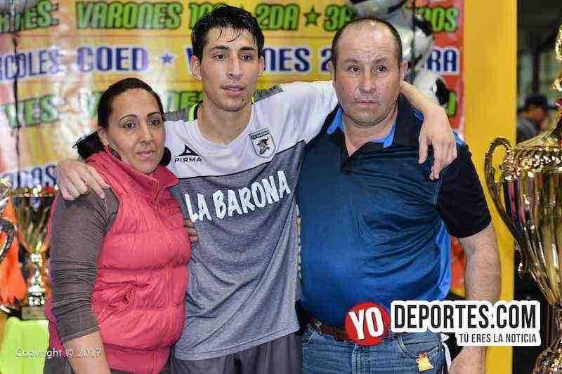 La Barona campeón de la Champions Liga Latinoamericana
