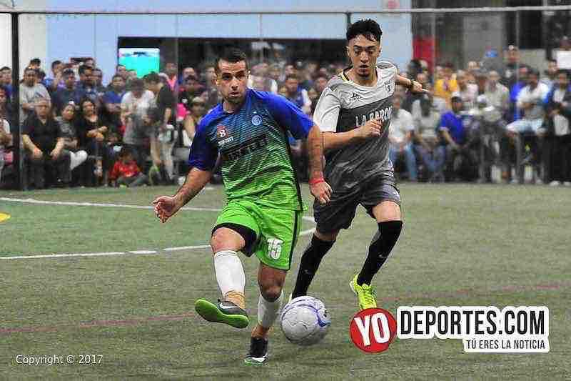 La Barona vs Ludovico y su Banda-Final-Champions-Liga Latinoamericana