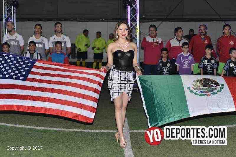 Leslie Cruz-La Barona-Ludovico y su Banda-Final Champions