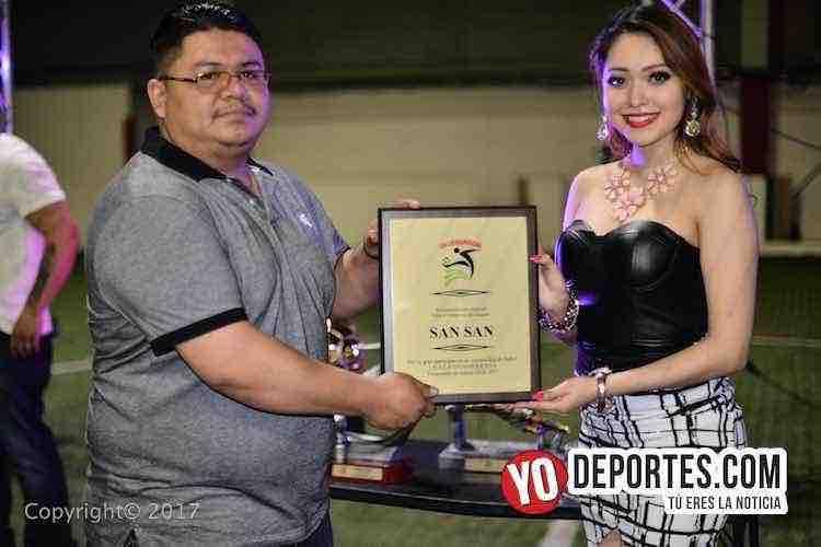 Liga Latinoamericana Ceremonia Balon de Oro
