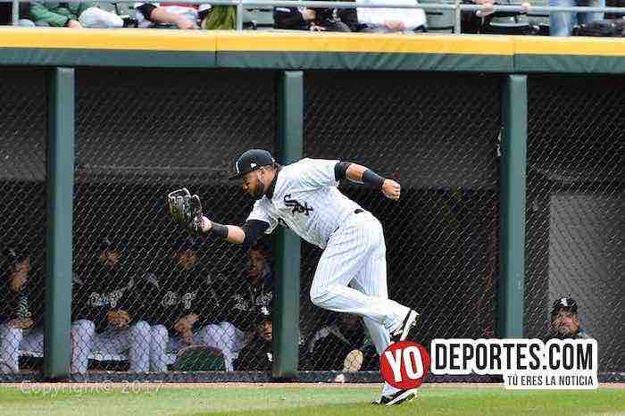 Melky Cabrera-White Sox-Detroit Tigers-Opening Day