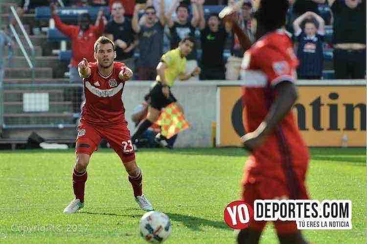 Nemanja Nikolić es el Jugador de la Semana de la MLS