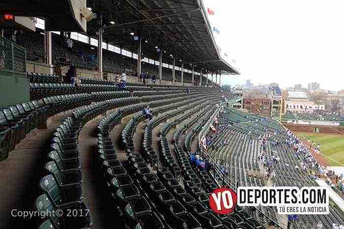 Wrigley Field Opening Night-Cubs-Dodgers