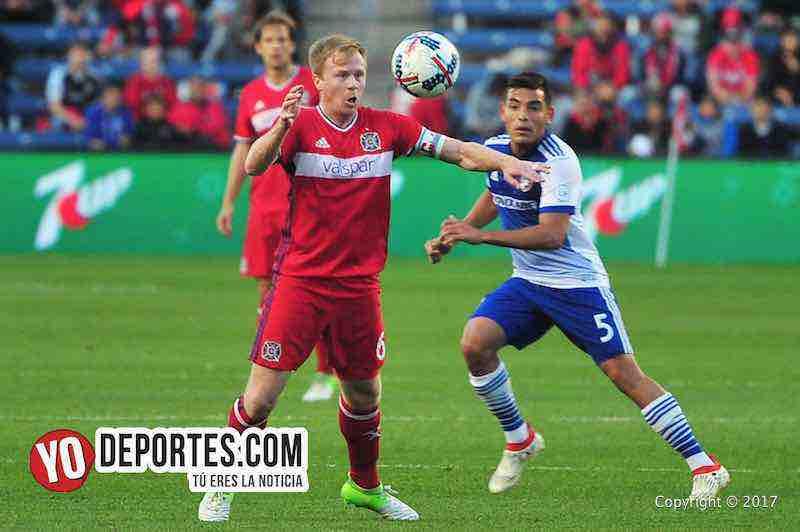 Dax McCarty-Chicago Fire 2-1 Dallas FC