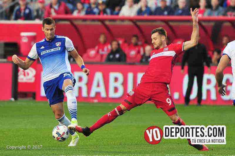 Luis Solignac-Chicago Fire 2-1 Dallas FC