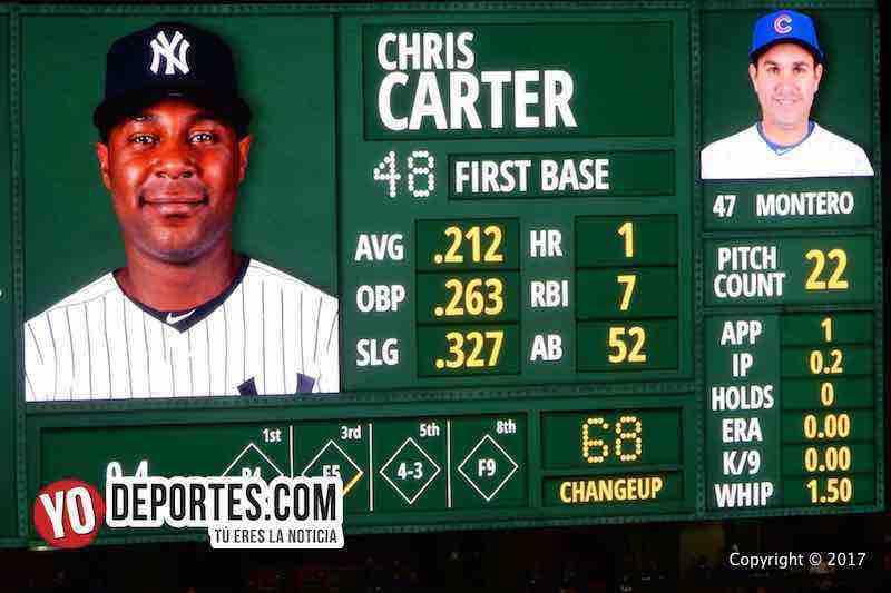 Miguel Montero-pitcher-Cubs-Yankees