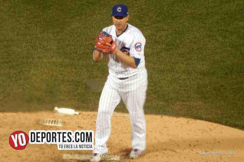 Miguel Montero disfrutó lanzando contra los Yankees de Nueva York