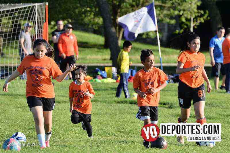 Inscripciones abiertas en Tuzos Chicago Soccer Academy