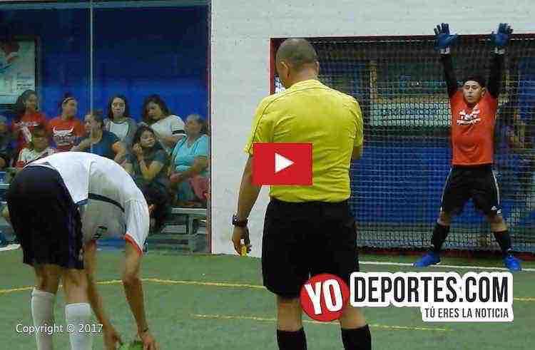 Jorge Guerrero gana duelo de penales portero vs portero