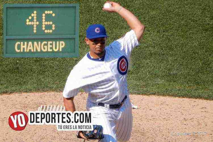 Jon Jay disfrutó ser pitcher con Cachorros de Chicago