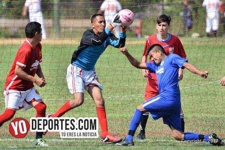 Adjuntas se impone a los Devil's en 5 de Mayo Soccer League