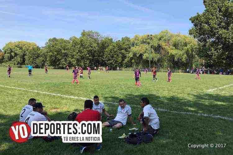 Horarios Jornada 12 de la Liga 5 de mayo Soccer League