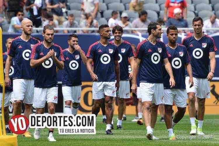 Toda la MLS contra los Galácticos del Real Madrid en el Soldier Field