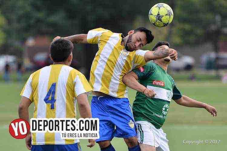 Real Tilza contra Deportivo Oro a las 11 de la mañana en la Liga Douglas