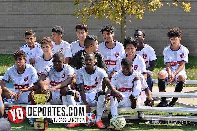 United Stars campeones del verano en Chitown Futbol