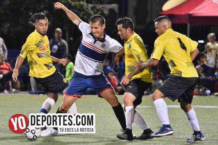 Atlas arrebata corona a La Revolución en Midway Soccer League