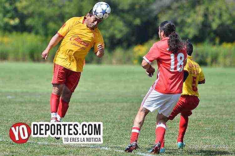 Morelos cierra la temporada con triunfo en la Liga 5 de Mayo