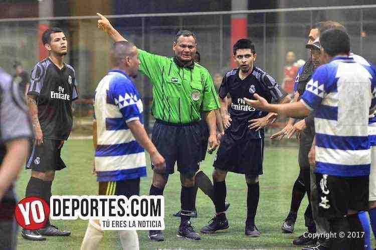 Granda se queda con tercer lugar tras empatar con Deportivo Niuppy