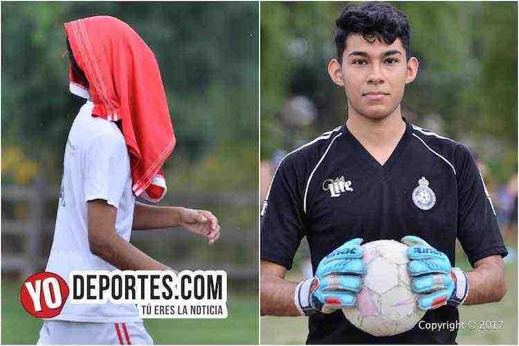 Morelos falla penal y Deportivo Maya a la semifinal de la 5 de Mayo Soccer League