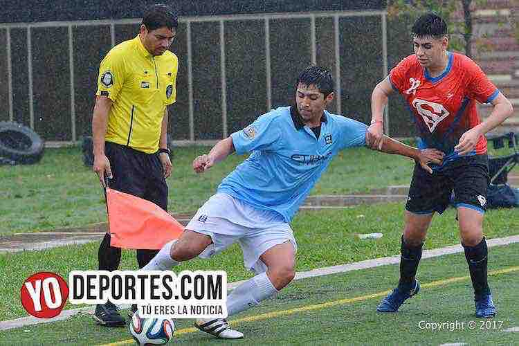 Superman choca con Fierro FC y pierde final en penales de la Liga San Francisco