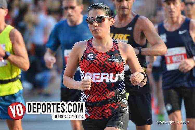 Chicago Maraton 2017-Intense Running-Peru