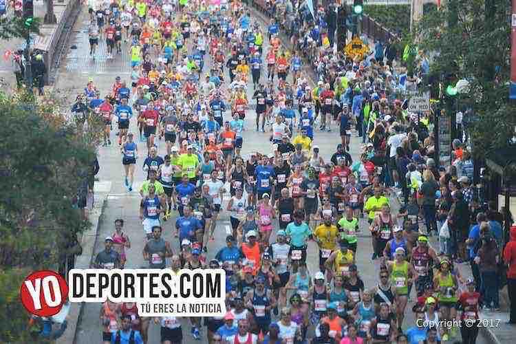 Chicago Maraton 2017