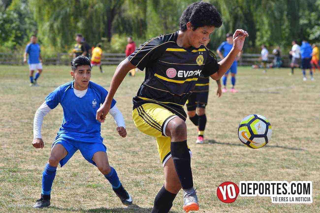 Deportivo Latino a la final de 5 de mayo Soccer League
