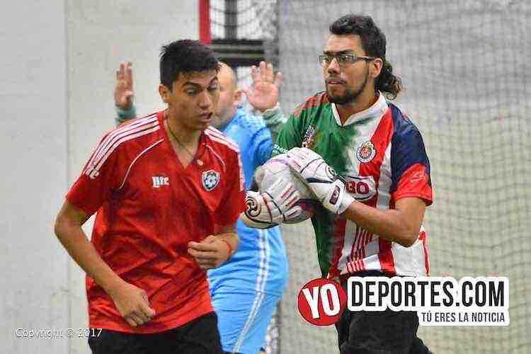 No se hacen daño Devil's y Puebla en la 5 de Mayo Soccer League
