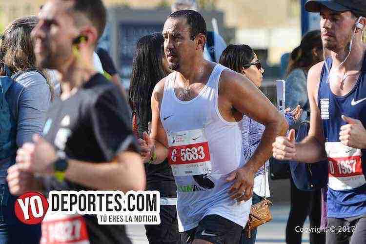 Esteban Corona Guerra-Chicago Maraton