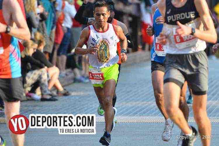 Jose Lopez-3-14-42-Chicago Maraton 2017